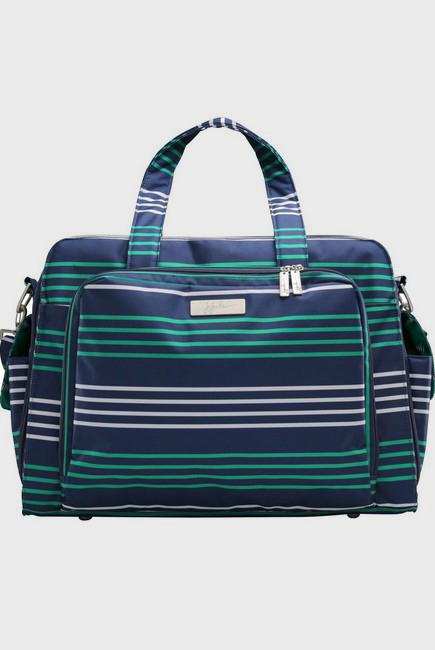Дорожная сумка для мамы или сумка для двойни Ju-Ju-Be Be Prepared, NantucketДорожная сумка для мамы или сумка для двойни Ju-Ju-Be Be Prepared, Providence