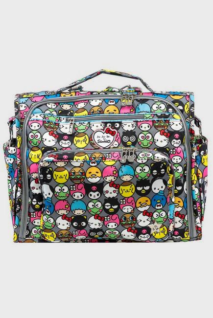 Рюкзак для мамы Ju-Ju-Be B.F.F. Hello Kitty Hello Friends