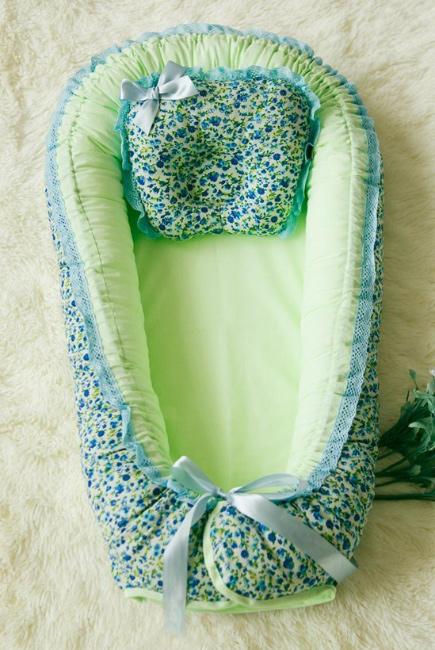 Гнездышко для новорожденных Babynest Provence