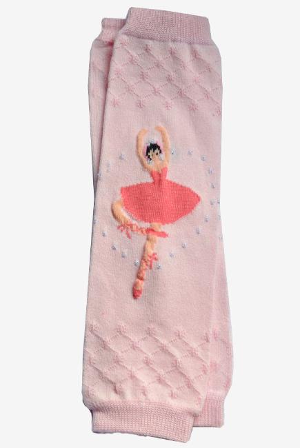 "Слингогетры (гетры для детей) ""Ballerina Pink"""