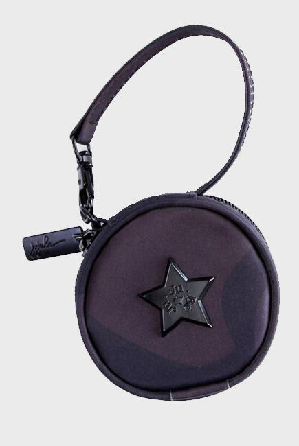 Сумочка для пустышек Ju-Ju-Be - Paci Pod, Onyx Black Ops