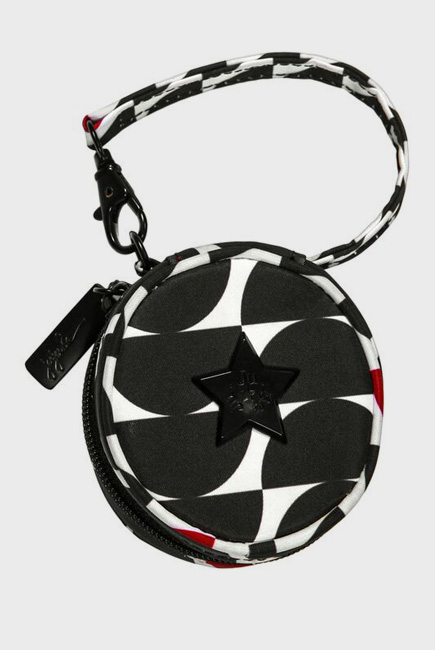 Сумочка для пустышек Ju-Ju-Be - Paci Pod, Onyx Black Widow