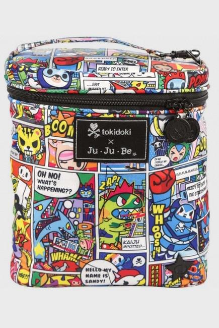 Термосумка для бутылочек Ju-Ju-Be Fuel Cell, Tokidoki Super Toki