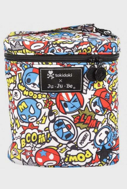 Термосумка для бутылочек Ju-Ju-Be Fuel Cell, Tokidoki Sweet Victory
