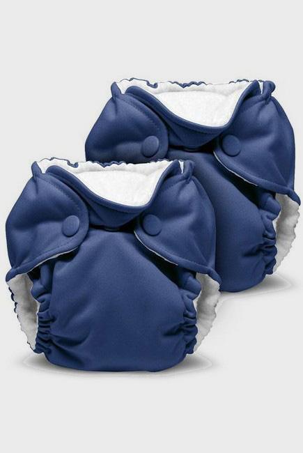 Многоразовые подгузники для новорожденных Lil Joey Kanga Care, Nautical (2шт.)