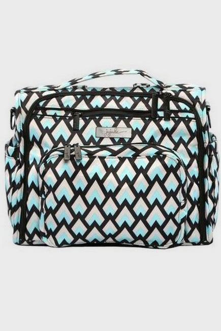 Рюкзак для мамы Ju-Ju-Be BFF Onyx Black Diamond