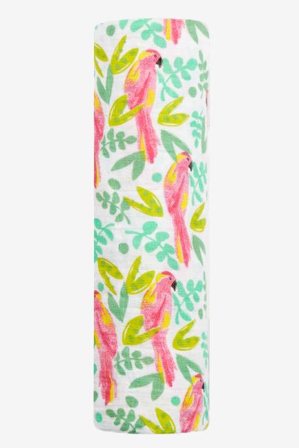 Муслиновая пеленка для новорожденных Aden&Anais, Birds of Paradise