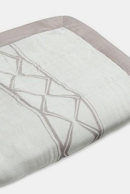 Бамбуковое одеяло для мамы Aden&Anais, Latticework