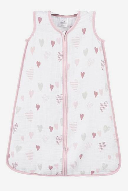 Aden&Anais спальный мешок Heart Breaker