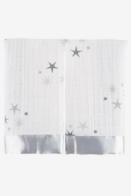 Муслиновые пеленки для новорожденных Aden&Anais маленькие, Twinkle