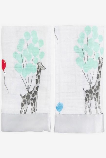 Муслиновые пеленки для новорожденных Aden&Anais маленькие, Dream Ride