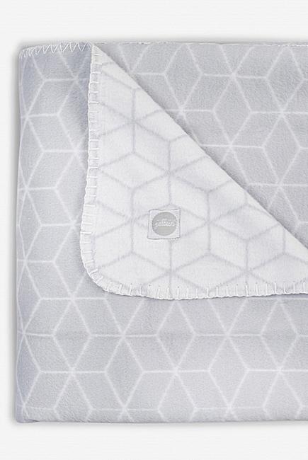 Плед для новорожденных, Graphic Grey