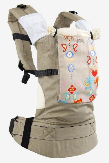 Эрго-рюкзак Classic, слоники