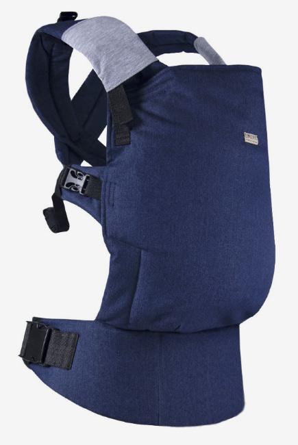 Эрго-рюкзак Light, Jeans синий