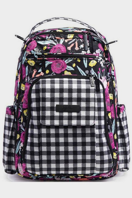 Рюкзак для мамы Ju-Ju-Be - Be Right Back, Gingham Bloom
