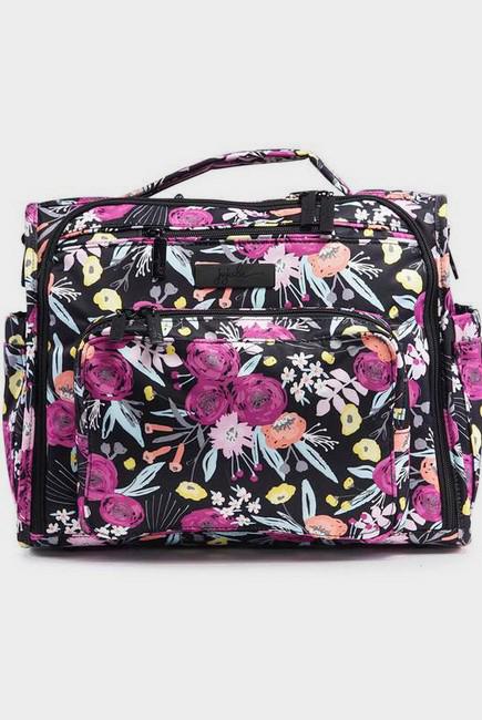 Рюкзак для мамы Ju-Ju-Be B.F.F., Black And Bloom
