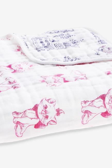 Муслиновое одеяло Aden Anais, Disney Aristocrats