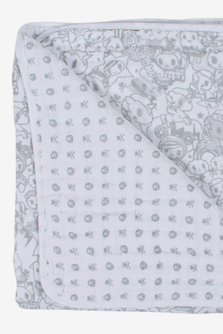 Муслиновое одеяло Bebe au Lait, Unikiki