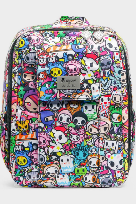 Рюкзак для мамы Ju-Ju-Be Mini Be Tokidoki Iconic 2