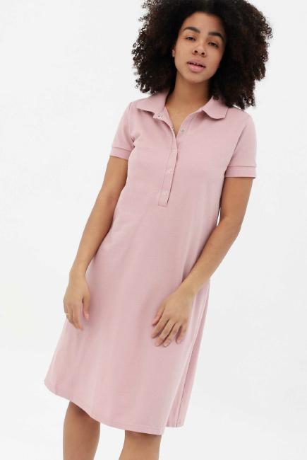 9cdae1fad0d Платье - поло для беременных и кормящих