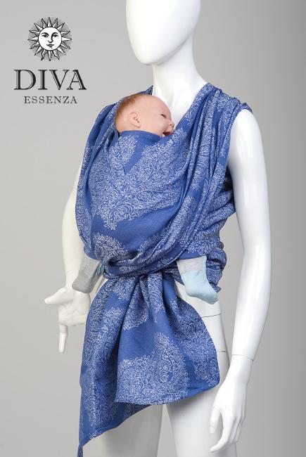 Слинг-шарф Diva Essenza, Azzurro Linen