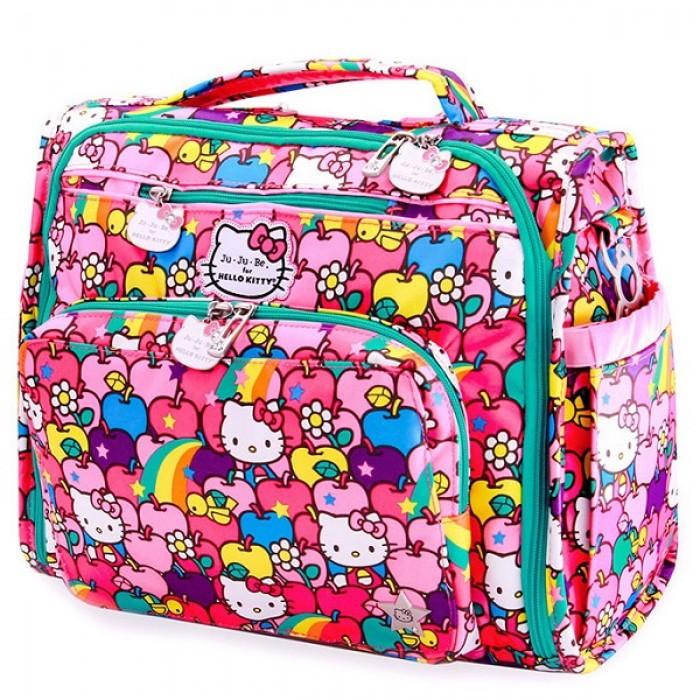 Сумка-рюкзак для мамы Ju-Ju-Be BFF Hello kitty lucky stars