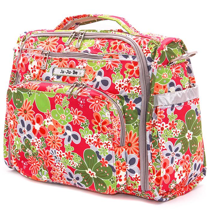 Сумка-рюкзак для мамы Ju-Ju-Be BFF Perky Perennials
