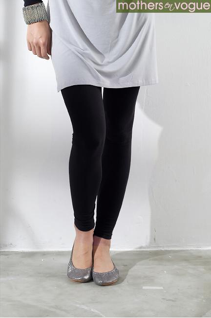 Леггинсы Mothers en Vogue, цвет черный