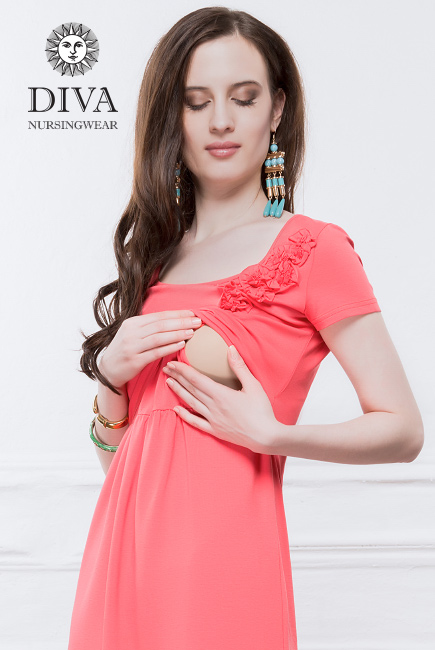 Короткие летние платья для беременных