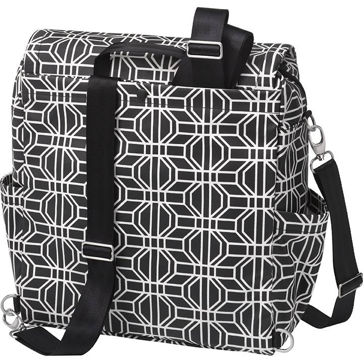 Сумка для коляски Petunia Boxy Backpack: Constellation