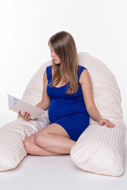 """Подушка для беременных """"U-Premium"""", длина M (340см)"""