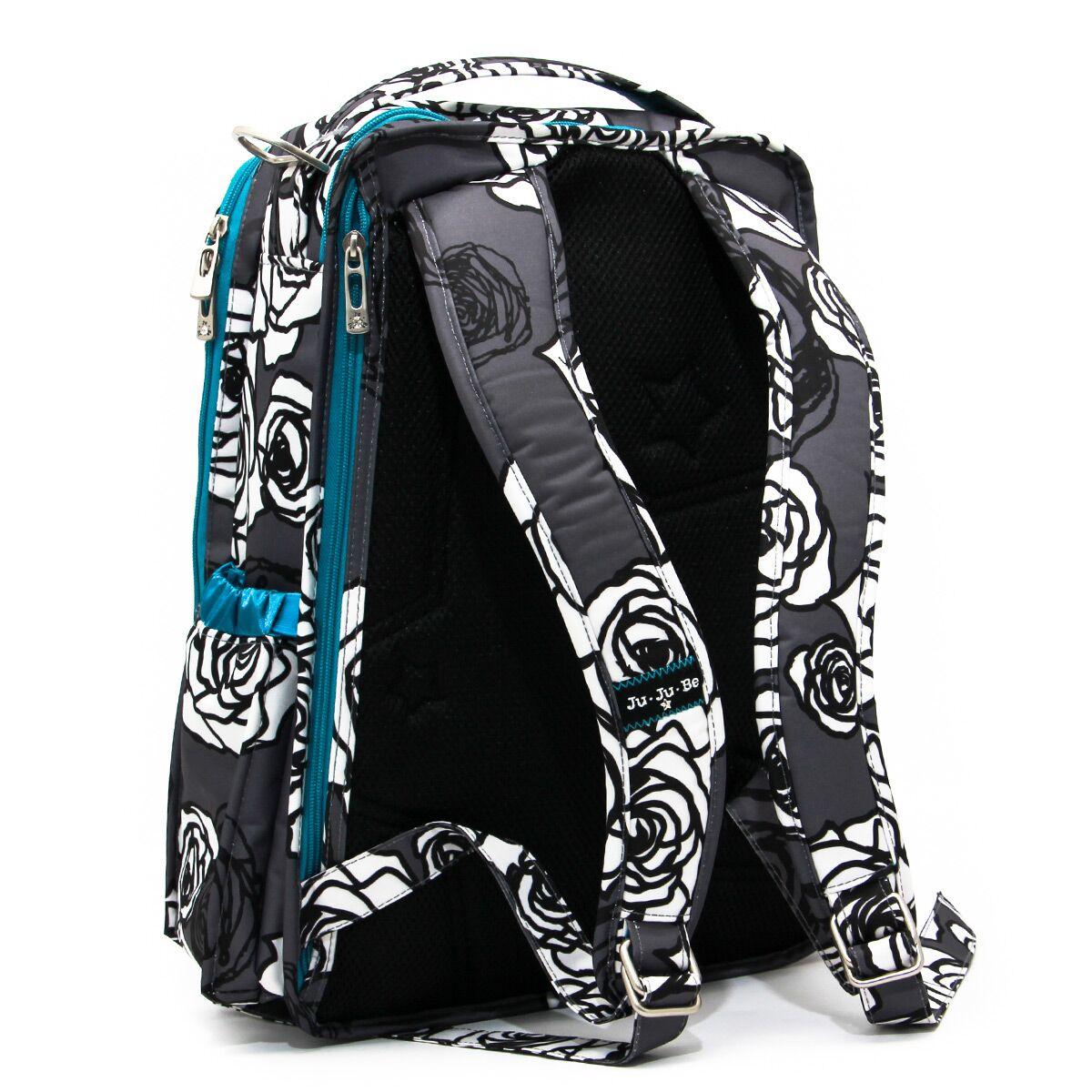 Рюкзак для мамы Ju-Ju-Be - Be Right Back, Charcoal Roses