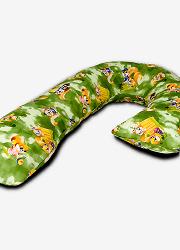 """Подушка для беременных БиоСон """"Big"""", цвет Бельчата"""
