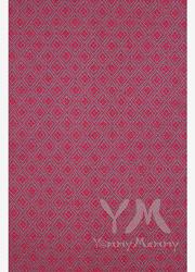 """Слинг-шарф YammyMammy (ями мами) тканый, цвет """"брусничный/серый"""""""
