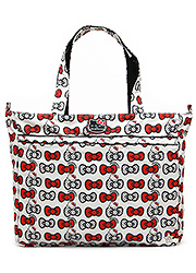 Сумка для мамы Ju-Ju-Be Super Be Hello Kitty Peek a Bow