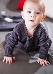 Детская одежда из шерсти, шелка и органического хлопка