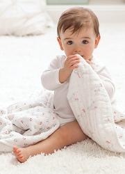 Одеяла и слюнявчики