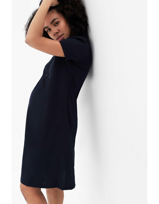 e6a429ec31c741c Платье - поло для беременных и кормящих, цвет синий - СКИДКА! - цена ...