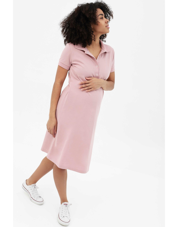 56e7d9e1e23 ... Платье - поло для беременных и кормящих