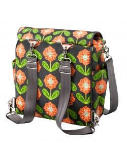 Boxy Backpack: Santiago Sunset