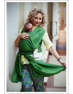 Слинг-шарф Ellevill Caelum Green с шелком