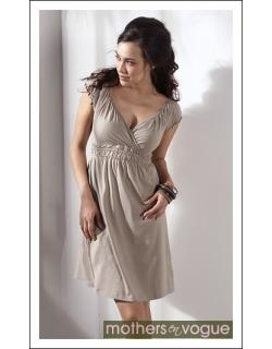 """Платье Mothers en Vogue """"Anna-Jane"""", цвет светлый хаки"""