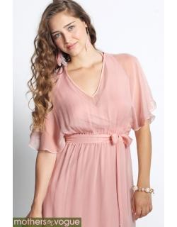 """Платье Mothers en Vogue """"Cloud-Nine"""", цвет розовый"""