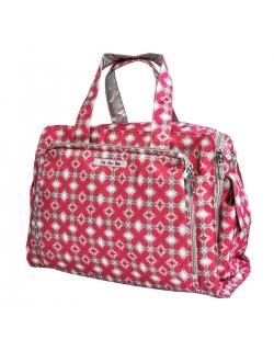 Дорожная сумка Ju-Ju-Be Be Prepared, Pink Pinwheels