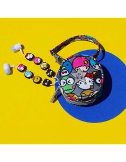 Сумочка для пустышек Ju-Ju-Be - Paci Pod, Hello Kitty Hello Friends