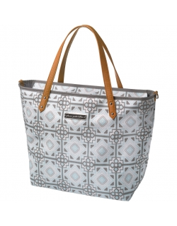 Сумка для мамы Petunia Downtown Tote: Sleepy Seychelle
