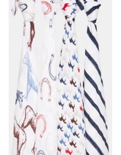 Муслиновые пеленки для новорожденных Aden&Anais, большие, набор 4, Wild Horses