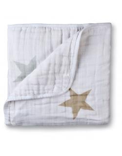 Aden&Anais одеяло муслиновое, Super Star (суперзвезда)