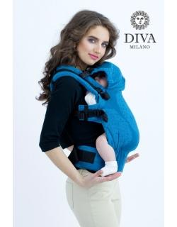 Эрго-рюкзак Diva Essenza Ceruleo One!
