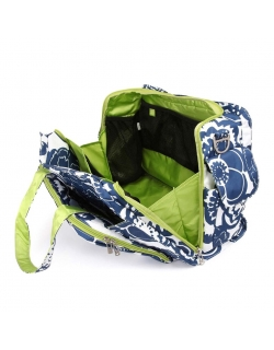 Дорожная сумка для мамы Ju-Ju-Be Be Prepared, Cobalt Blossoms